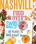 1-Yr Sub to Nashville Lifestyles + FREE Swig issue